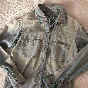 Madewell Denim Shirt | Sz XS
